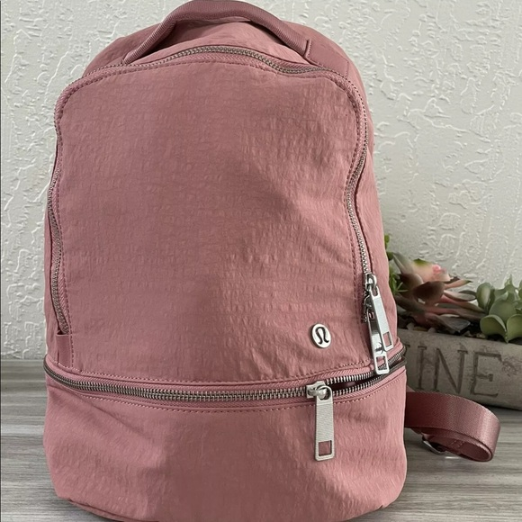 Lululemon City Adventurer Backpack 10L Cherry tint